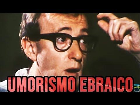 UMORISMO EBRAICO – WOODY ALLEN