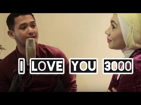 Download I Love You 3000 - Stephanie Poetri & Jackson Wang | Cover by Pebri Ariyant & Indah Nevertari Mp4 baru