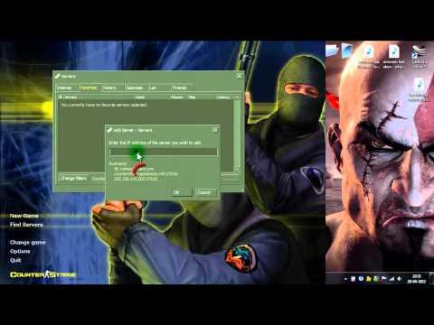 como jugar online en counter strike 1.6 no steam