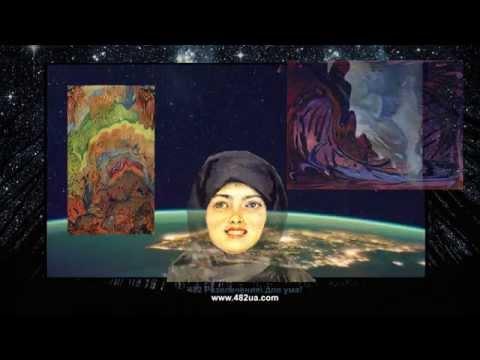 Русский космизм (слайд-шоу с картинами художников-интуистов 1923—1928 гг.)