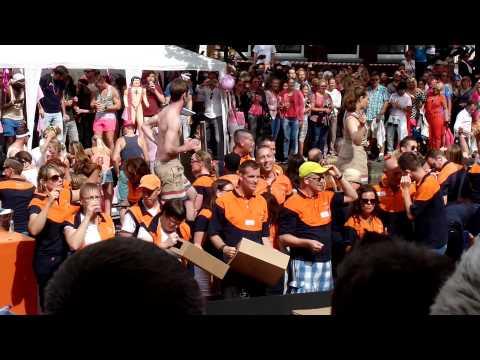 Post.nl, Amsterdam Gay Pride 2015