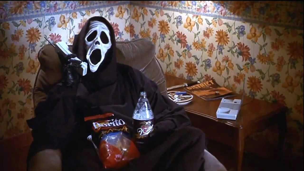maxresdefault jpgScary Movie 1 Scream Wazzup
