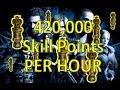 Easiest Skill Point Farming in Resident Evil 6 - 420,000 SP PER HOUR!!! *TUTORIAL*