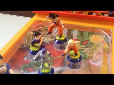 Dragonball Review - MGA Entertainment Dragonball Z Pinball Machine