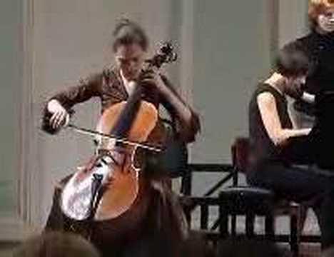 поппер этюд фа мажор для виолончели