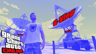 GTA 5 Online - Game Vlog #17 (Adventures Day, see index :P) [PS3]