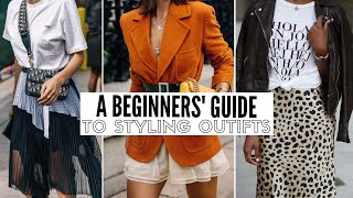 How To Style Winning Outfits | The Style Insider