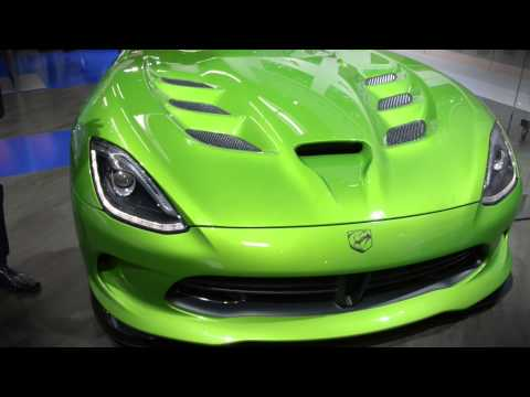 2014 SRT Viper Grand Touring first look video with SRT CEO Ralph Gilles
