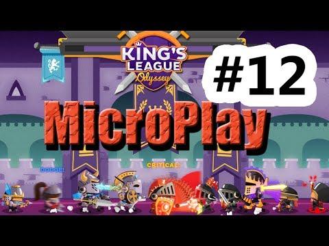 king's league odyssey - Стань королем! [MicroPlay]