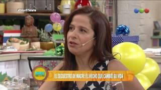 Viviana Saccone, Rodrigo baila capoeira y el libro