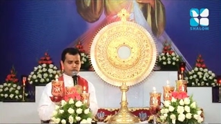 Adoration led by Fr.Dominic Valanmanal: Deliverance and healing (Malayalam with English subtitles)