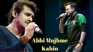 Abhi Mujh mein Kahin | Sonu Nigam | AgneePath | Hrithik Roshan | Cover | Gourav Singhal