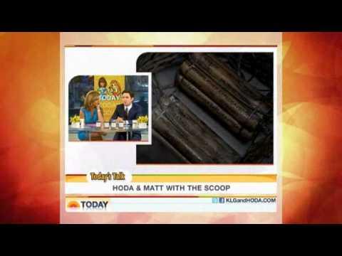 msnbc video- Hoda, Matt Bomer on viral video Friday.flv