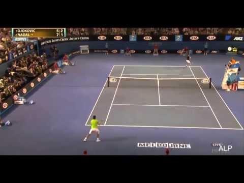 Novak Djokovic 2013 - Unstoppable Man -