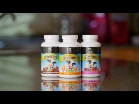 UTAH VIDEO PRODUCTION | JAMESTOWN FILMS | PRODUCT VIDEOS | NATURE'S ENERGY | COLOSTRUM