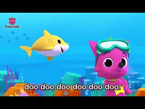 Lagu kanak-kanak:Baby Shark