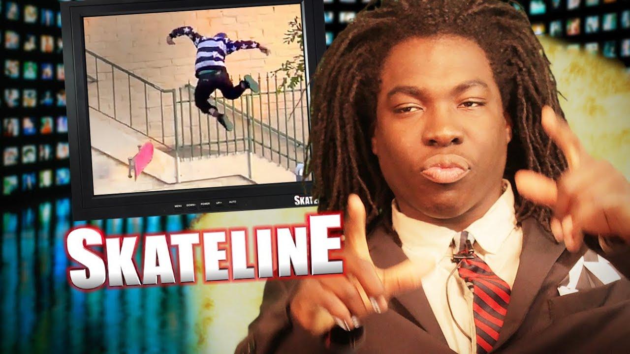 SKATELINE - Jordan Maxham, Eric Koston, Brian Peacock, Chase Webb & More