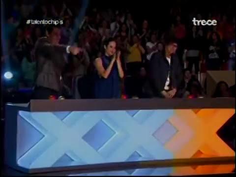 Mexico Tiene Talento Pablo lopez