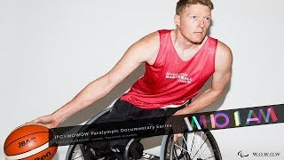 [WHO I AM] King of Wheelchair Basketball: Patrick Anderson (5-min version)【WOWOW】