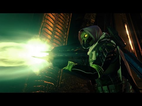 "Destiny ""The Dark Below"" Developer Interview"