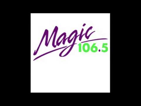 Magic 106.5 (WWLW Clarksburg) Station ID