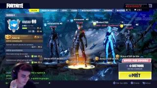 Live *AVEC ABO* ON JOUE ENSEMBLE (squad)!!| FORTNITE: Battle Royal