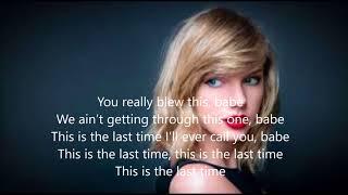 Download Lagu sugarland - babe ft. taylor swift lyrics Gratis STAFABAND