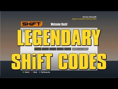 new shift codes borderlands 2