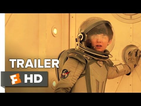The Space Between Us Trailer #3 (2017)   Movieclips Trailers