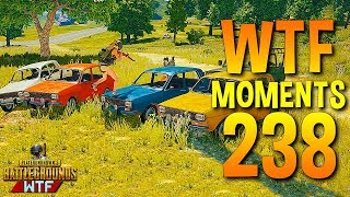 PUBG Daily Funny WTF Moments Highlights Ep 238 (playerunknown's battlegrounds Plays)