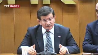 Başbakan'dan Davutoğlu'ndan müjde
