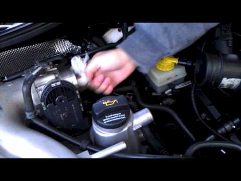 Seafoam and Throttle Body & Air intake cleaning on a 2004 VW Jetta
