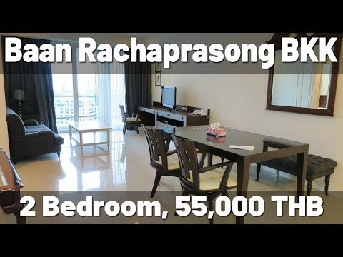 Baan Ratchaprasong one bedroom for rent 77 sqm 55.000 THB