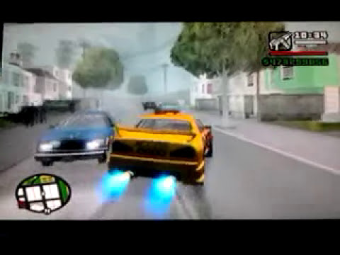 GTA san andreas . Como modificar un auto en PS2
