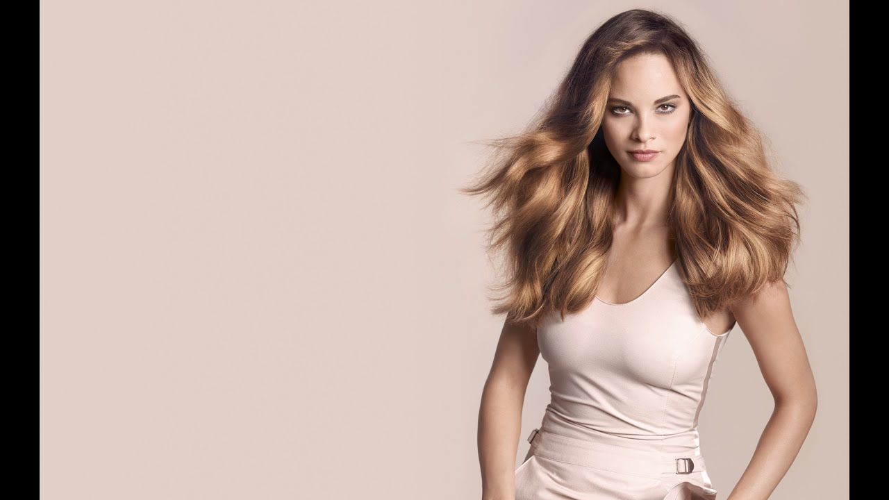 Honey Blonde By Goldwell Youtube