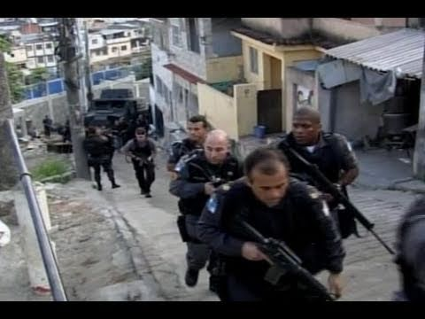 Battle for Rio: Police take Over Major Complex of Slums
