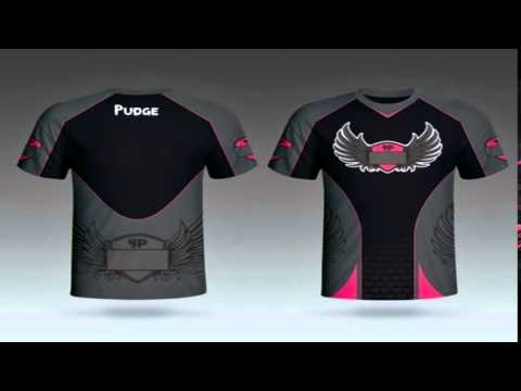 YouPorn y los e-Sports: Imagenes Camisetas !!! (Cada vez mas cerca)