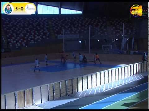 Torneio Eixo Atlântico - Resumo - FC Porto 13-1 CH Compostela