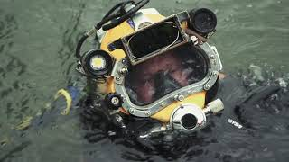 Underwater Welding... yes, underwater