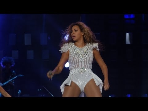 Beyonce - End Of Time (Sportpaleis, Antwerp, Mrs. Carter Show World Tour - FRONT ROW) HD