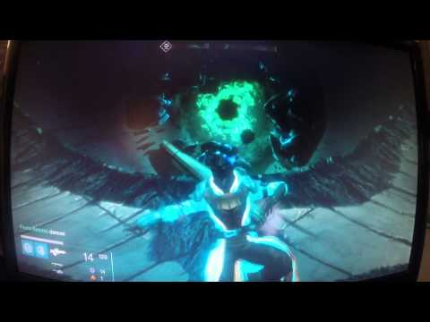 Push Crota Off Map - Ultimate Crota Cheese - Crotas End Boss Cheese - Destiny video