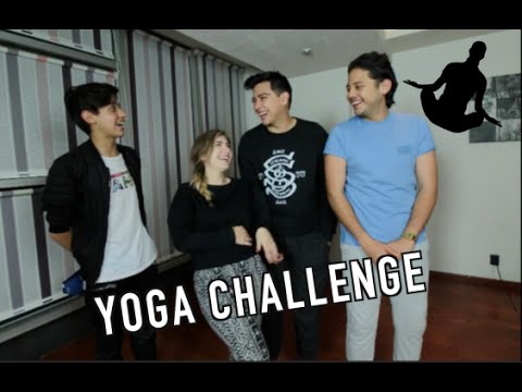 YOGA CHALLENGE (HAROLD Y RIX) - #VINEVSTWITTER