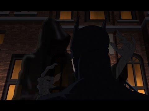 Бэтмен и духи Смерти