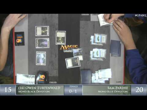 Grand Prix Albuquerque Finals: Owen Turtenwald vs. Sam Pardee (Standard)