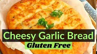 How to make Easy and Tasty  Keto Cheesy Garlic Bread Using Mozzarella Dough |Recipe| The Keto World