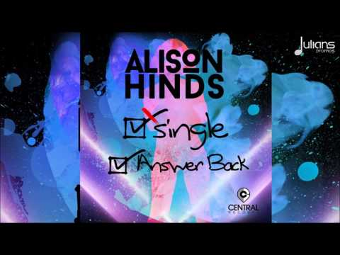 Alison Hinds - Single (Official Answer Back)
