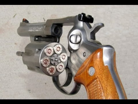 Ruger Security Six .357 Magnum - Why You Should Own One.