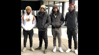 WATCH: Shatta wale and crew shoot video in Texas with Hollywood best directors