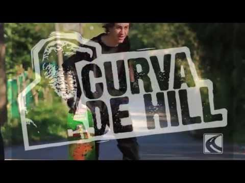 Fernando Yuppie Sessao da Tarde Local Hills Downhill Slide & Longboard