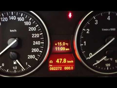 Bmw Brake Light Warning Light Reset